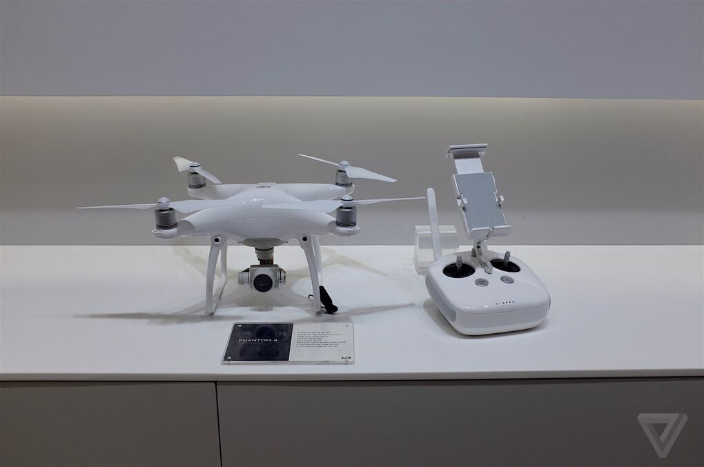 大疆科技的飞机