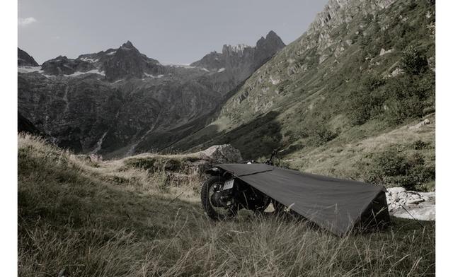 机车旅行不用露宿野外 这款军用级帐篷陪你过