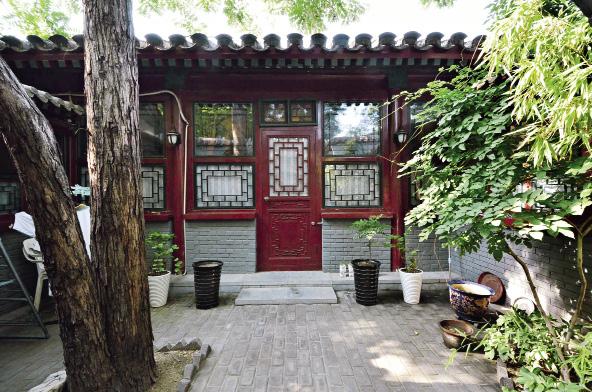 Vivre dans les hutong de Beijing