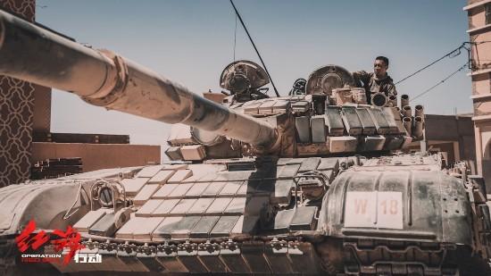 《红海行动》从头燃到尾 被赞春节档最强 荷尔蒙大片