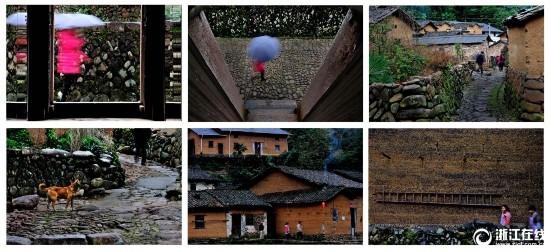 衢州岭洋乡村是片堪比九寨沟的净土