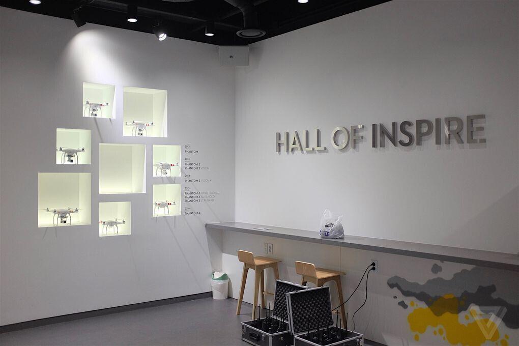 极简风格!大疆创新韩国首尔旗舰店体验