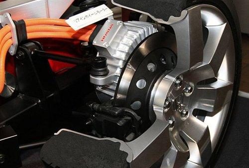 知识篇 新能源纯电动汽车的轮毂电机