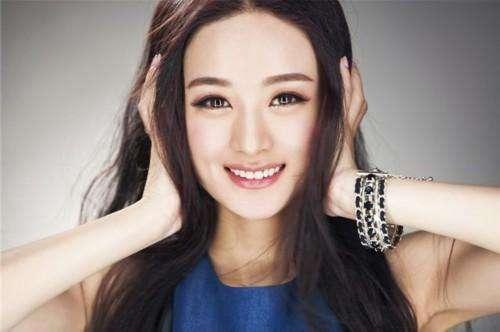 日本评选的中国六大美女,赵丽颖倒数第一你绝对不服!