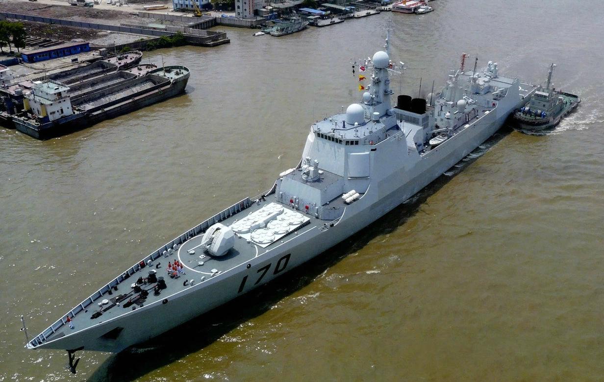 加尔各答级驱逐舰_外媒评世界十大顶级驱逐舰