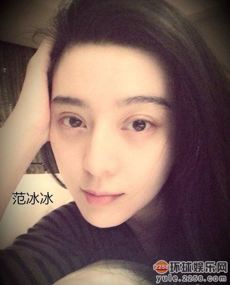 女星素颜照曝光:刘诗诗赵丽颖谁是真美女?