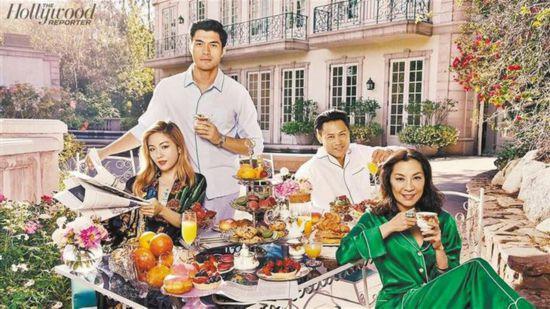 《摘金奇缘》夺冠 亚裔演员在国际大银幕上经历哪些变迁