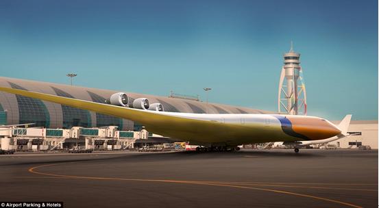 环境污染更小的飞机