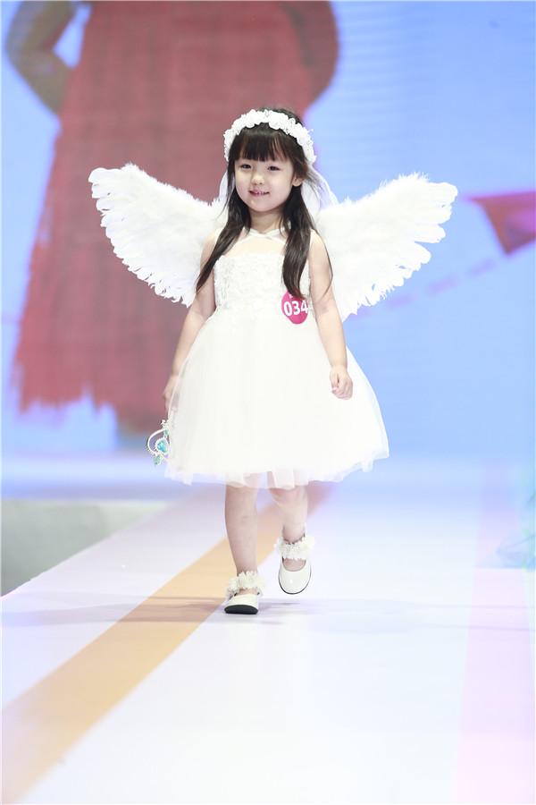 """2016""""中国儿童""""风采模特大赛总决赛圆满落幕"""