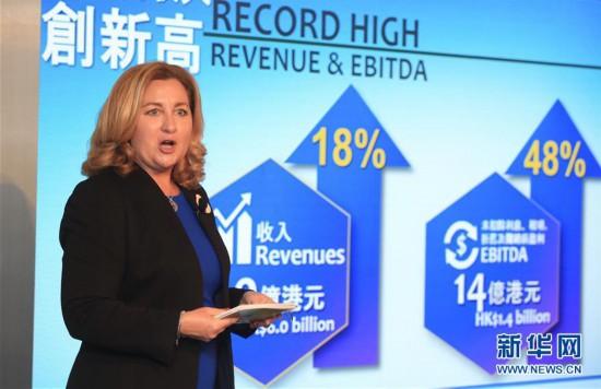(图文互动)(3)香港迪士尼去年收入60亿港元创新高