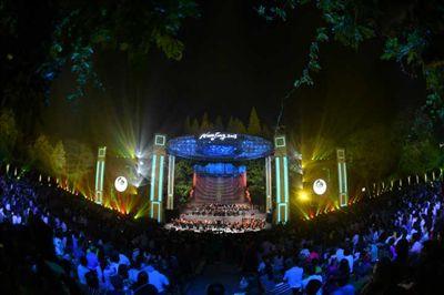 2018南京森林音乐节9月21日晚开幕