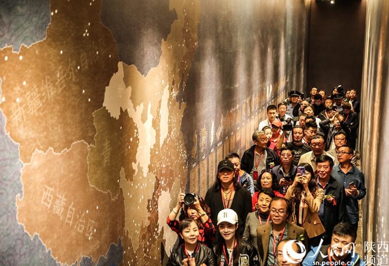 陕西榆阳 陕北民歌博物馆正式开馆