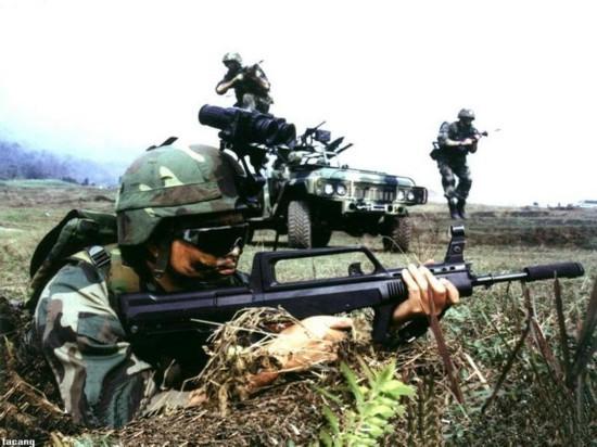 单兵作战系统 中国未来单兵作战系统 单兵数字化装备是指