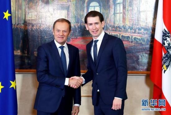 (国际)(1)图斯克说应防止因强制分摊难民引发欧盟分裂