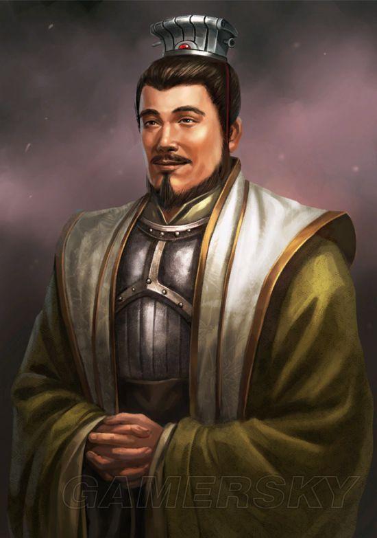 《三国志13》武将头像立绘 全武将头像立绘图